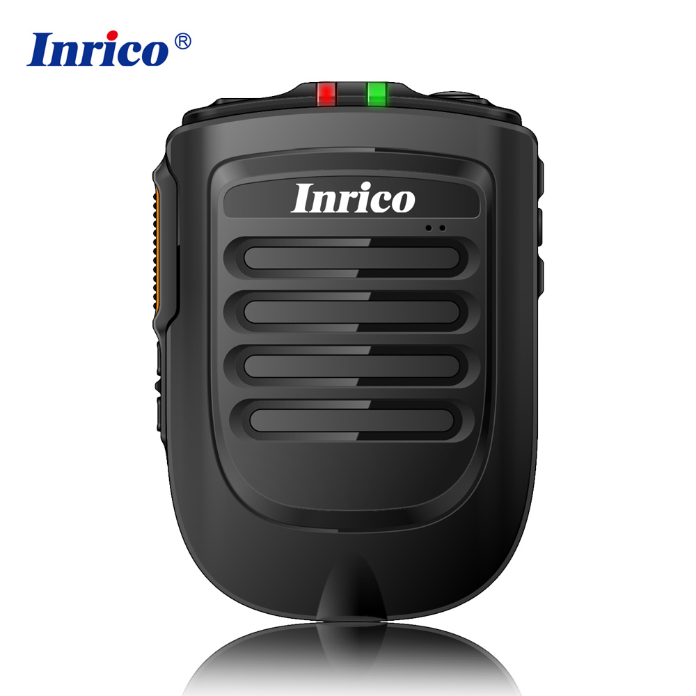 Inrico B01 Handy Microfone Bluetooth para PTT Walkie Talkie
