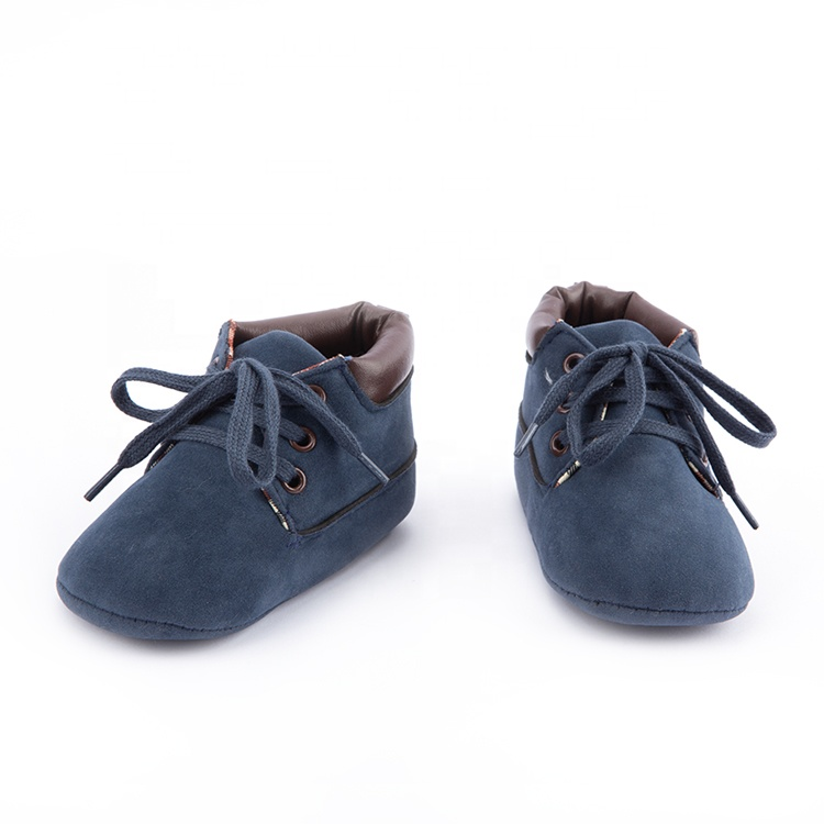 Comfortable Baby Boy Sneakers Soft Sole Infant Shoes