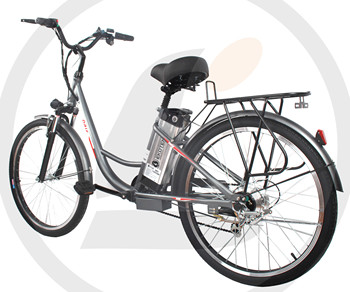 New arrival electric motorized bike 36V 250W Factory price lithium battery scooter electric bike for family with pedals