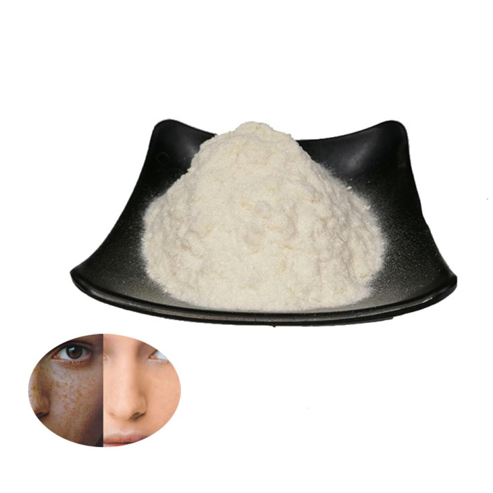 Manufacturer Cheap Price Organic Pure Cosmetic Grade Raw Material Skin Whitening Kojic Acid Powder