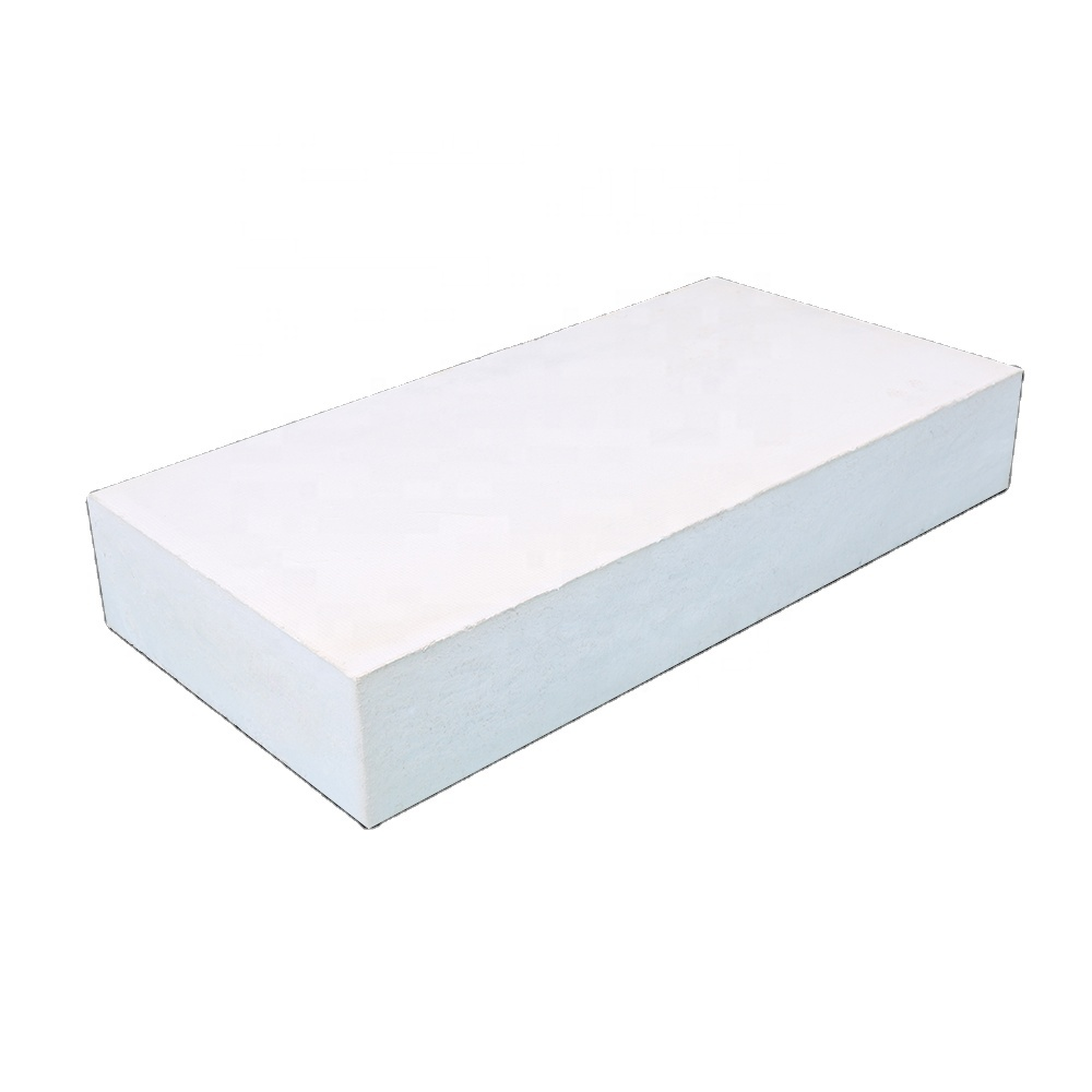 Fire Proof Insulation Water Resistant 1220*1220*38mm Calcium Silicate Board