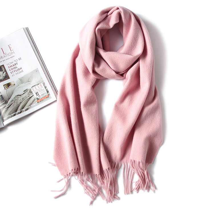 2020 Many Colors Available Color Warm Shawl Cashmere Tassels Scarf