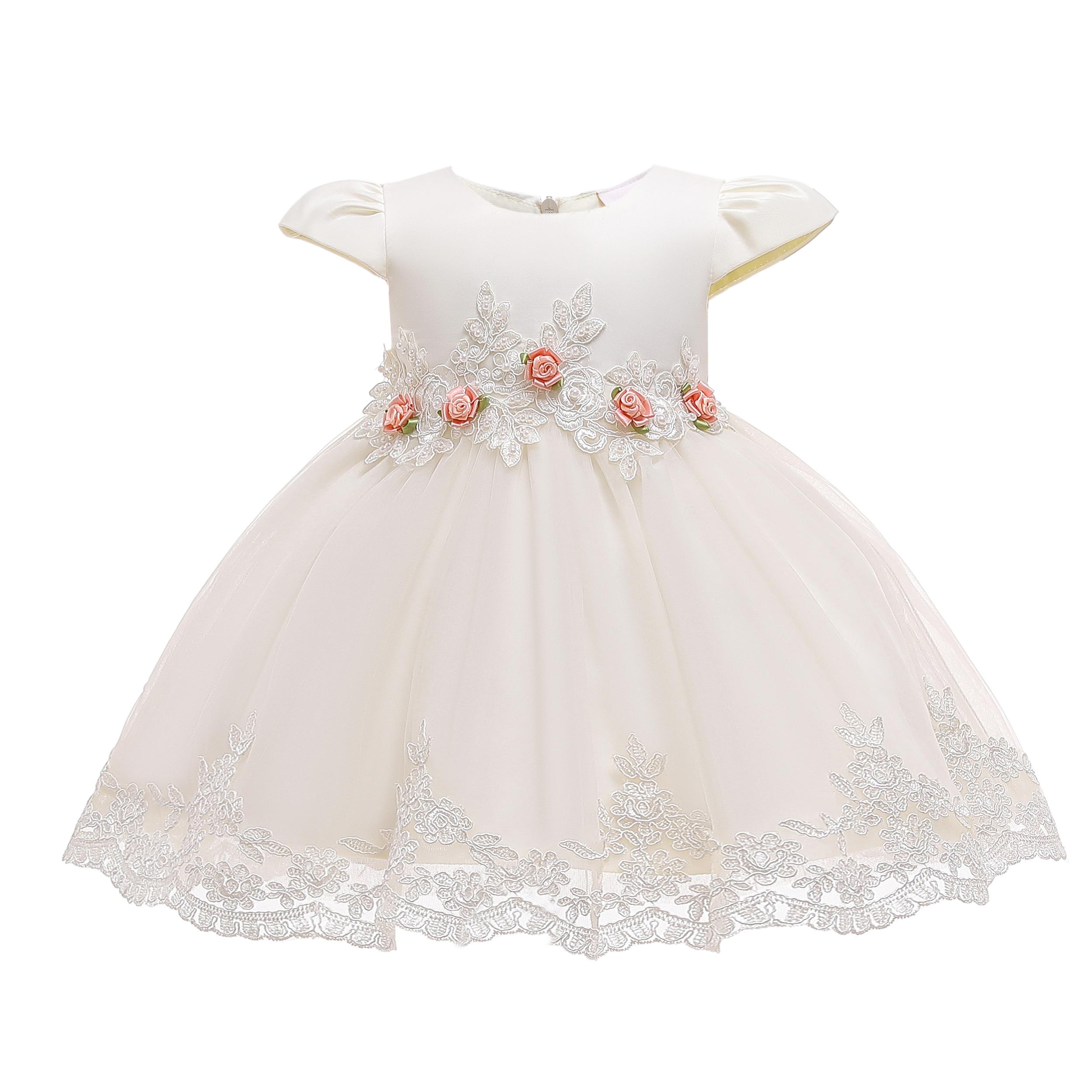 Las niñas vestidos de niño 2020 desgaste lindo vestidos de niña vestido modelo corto verano vestido para la boda de fiesta de noche