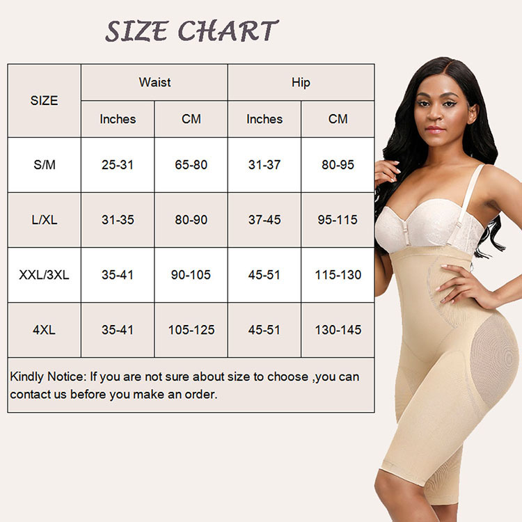 Fast Delivery High Elastic Adomen Tummy Control Slimming Women Butt Lifter Panty