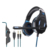 Ovleng new stereo surround sound deep bass USB 3.5mm computer/pc gaming headset gamer headphones with LED