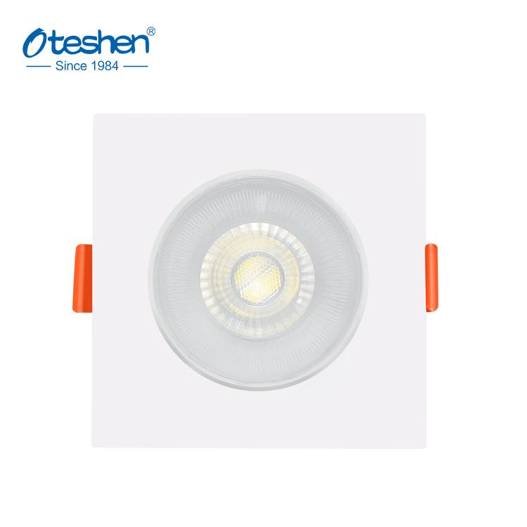 OTESHEN New 5G super slim PC LED ceiling mini spot light 3W 5W 7W 9W 12W, 100lm/W, adjustable, easy assembling