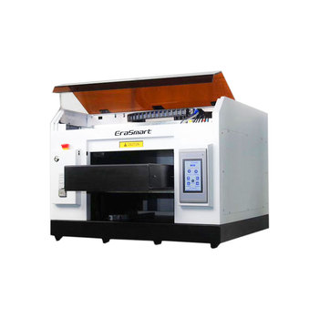 A3 Flatbed T-Shirt Printing Machine R1390 Direct To Garment Printer