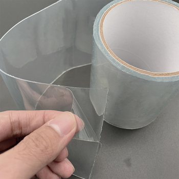 Free sample underwater leakage repair waterproof clear tape for patching pipe and everything , super waterproof seal tape