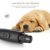 Premium Rechargeable Painless Pet's Nail  Trimmer  Grinder Grooming for cat and dog.
