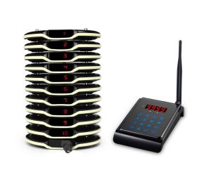Multi-function wireless long distance calling system