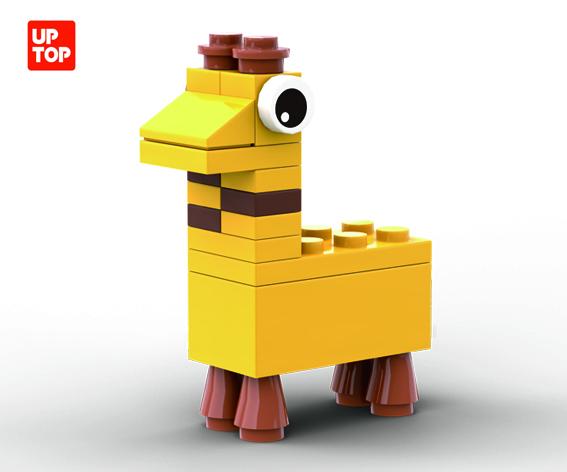 AMAZON Ebay Hot Selling Products OEM TOYS Building Blocks Toy for Kids DIY Bulk Bricks