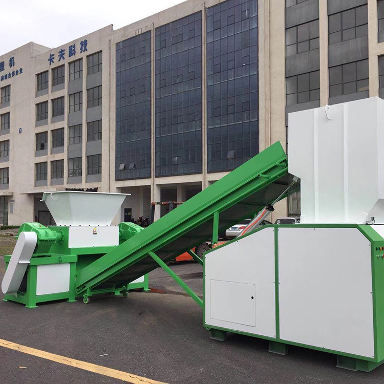 industry mini plastic recycling crusher for film and drum
