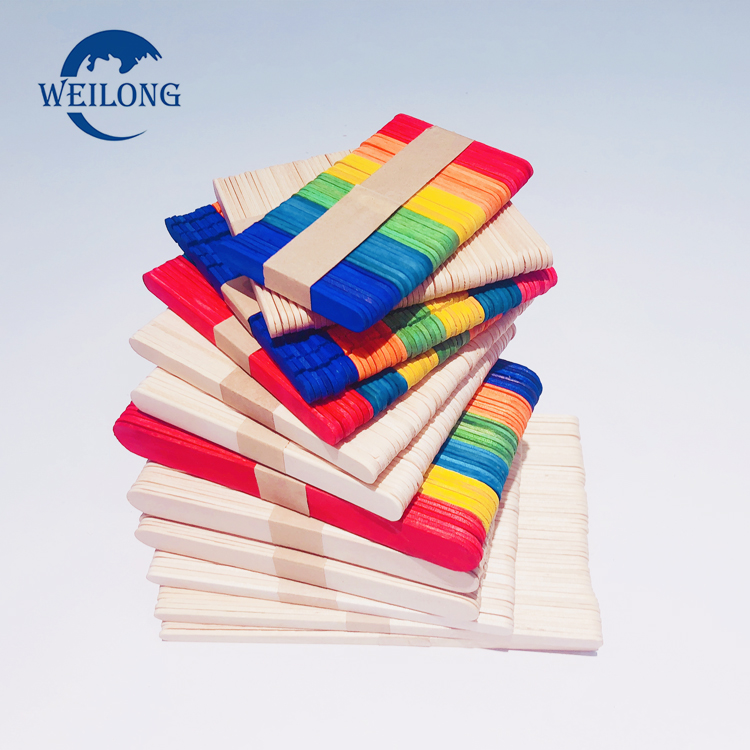 disposable CRAFT WORK USE ICE CREAM STICK
