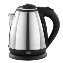 1.5L small size cheap price shiny polished  body  electric water kettle,stainless steel electric kettle