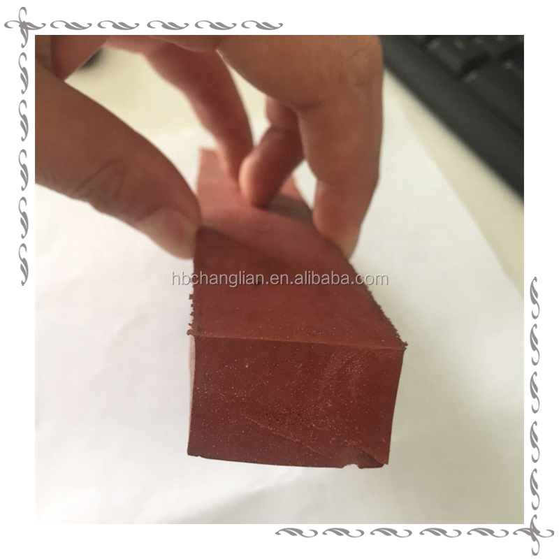 腫れ止水ゴム材料ベントナイトゴムストリップ