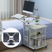 Ноутбук Tafelkleed Para Dobravel Mesa Escritorio Scrivania Ufficio, регулируемая прикроватная подставка для ноутбука, Рабочий стол, компьютерный стол(Китай)