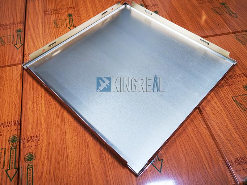 metal ceiling tiles 600x600 production line making machine
