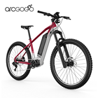 GOGO800 Electric Bicycle Manufacturer Long Range Ebike For Sale 350w 48v Mid Drive Motor Mountain E-bike Fast E Bike