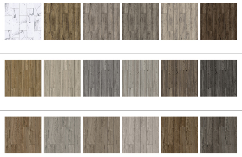 Chinese manufacturer super protect floor tile pvc vinyl flooring
