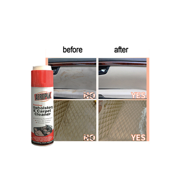 All-purpose Foam Cleaner spray and car Interior Cleaner/multi function foam cleaner for car, sofa,shoes