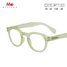 Мужские и женские очки для чтения Meeshow, очки в стиле ретро с оправой для защиты компьютера, очки для пресбиопии, 1513(Китай)