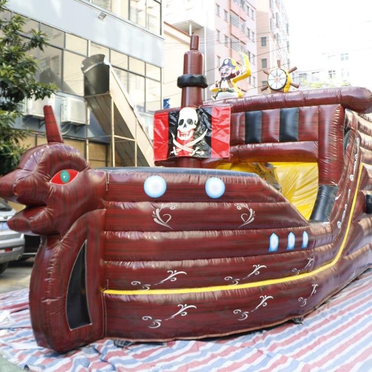 Inflatable pirate ship slide.jpg