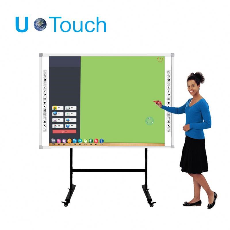 Tien vinger touch interactieve smartboards white boards voor school