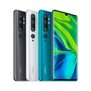 Global ROM Xiaomi Mi CC9 Pro Premium Edition (Xiaomi Note 10 pro) 8G 256G 100MP Penta Camera 10x Optical Zoom Mobile Phones