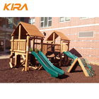 Logo Customization Playground Slides Outdoor Kindergarten Outdoor Playground Slides Imported Wooden Play Sets