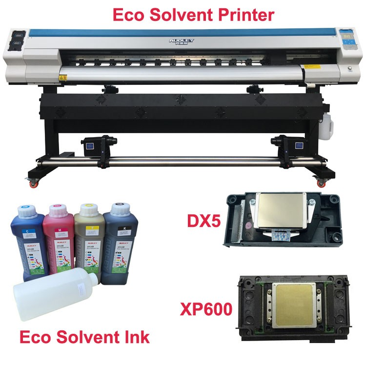 Cheap price industrial digital large format <strong>printer</strong> xp600 dx7 dx5 eco solvent inkjet cmyk ink <strong>PRINTER</strong>