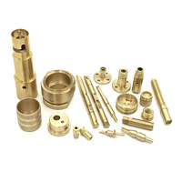 China OEM Custom High Precision Metal Aluminum Brass Stainless Steel Cnc Turning Milling Machining Service