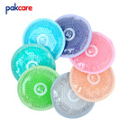Reusable kids aqua pearls round shaped cold gel pack dry ice pack hot / cold packs