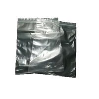 Wholesales Packaging Ziplock Padded Mailing Bag silver Zipper Bag