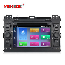 MEKEDE Quad Core Android9.<span class=keywords><strong>1</strong></span> dvd <span class=keywords><strong>player</strong></span> do carro para Toyota Parado 120 sistema <span class=keywords><strong>de</strong></span> gps do carro FM/AM sistema <span class=keywords><strong>de</strong></span> áudio do carro <span class=keywords><strong>tela</strong></span> sensível ao <span class=keywords><strong>toque</strong></span> completa <span class=keywords><strong>1</strong></span> + 16G