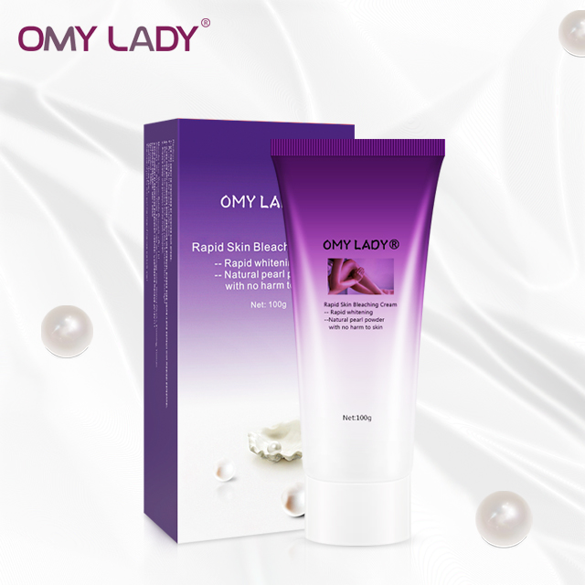 OMY LADY Deep Nourishing Skin Rapid <strong>Body</strong> Bleaching <strong>Cream</strong> for Lightening Skin Tone