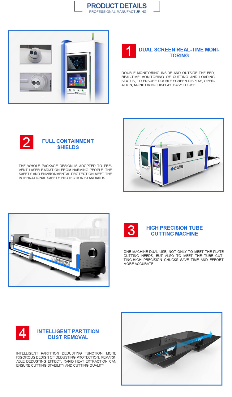 Big promotion Jinan Fiber Laser metal cutting machine for metal