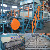 Automatic new condition egg tray machine production line