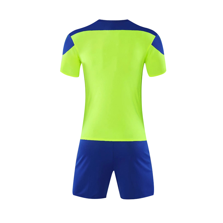 OEM Football Training Wholesale Blank Soccer Uniforms With Pocket Soccer Jersey