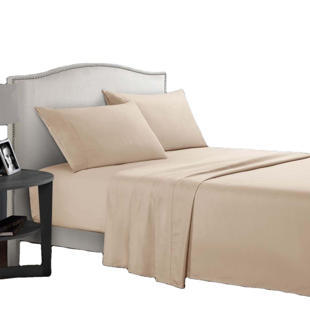 Amazon Hot Products Famous Hotel Luxury Brand Microfiber Bedding Set