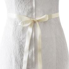 TOPQUEEN роскошный свадебный пояс женский пояс элегантная женская одежда аксессуары платье подружки невесты пояс формальный женский пояс S161BL(Китай)