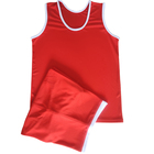 Men wholesale quick-dry breathable basketball uniforms basketball suit