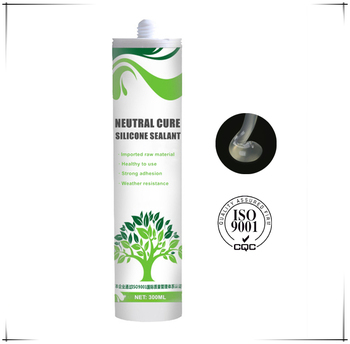 Neutral Cure Clear Silicone Sealant Tube No Smell Best Price