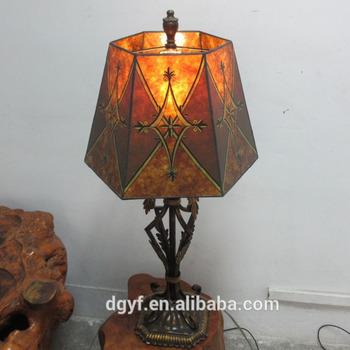 Mica Lamp Shade Printing