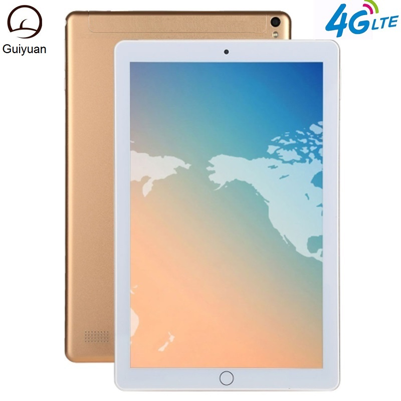 OEM מפעל 10.1 אינץ tablet 4G אנדרואיד 6.0 Tablet PC Quad core עם bluetooth gps
