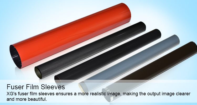 Compatible Fuser Film For HP P1102 P2035 P2055 M125 126 127 128 P1606DN M1536DNF Fuser Film Sleeve