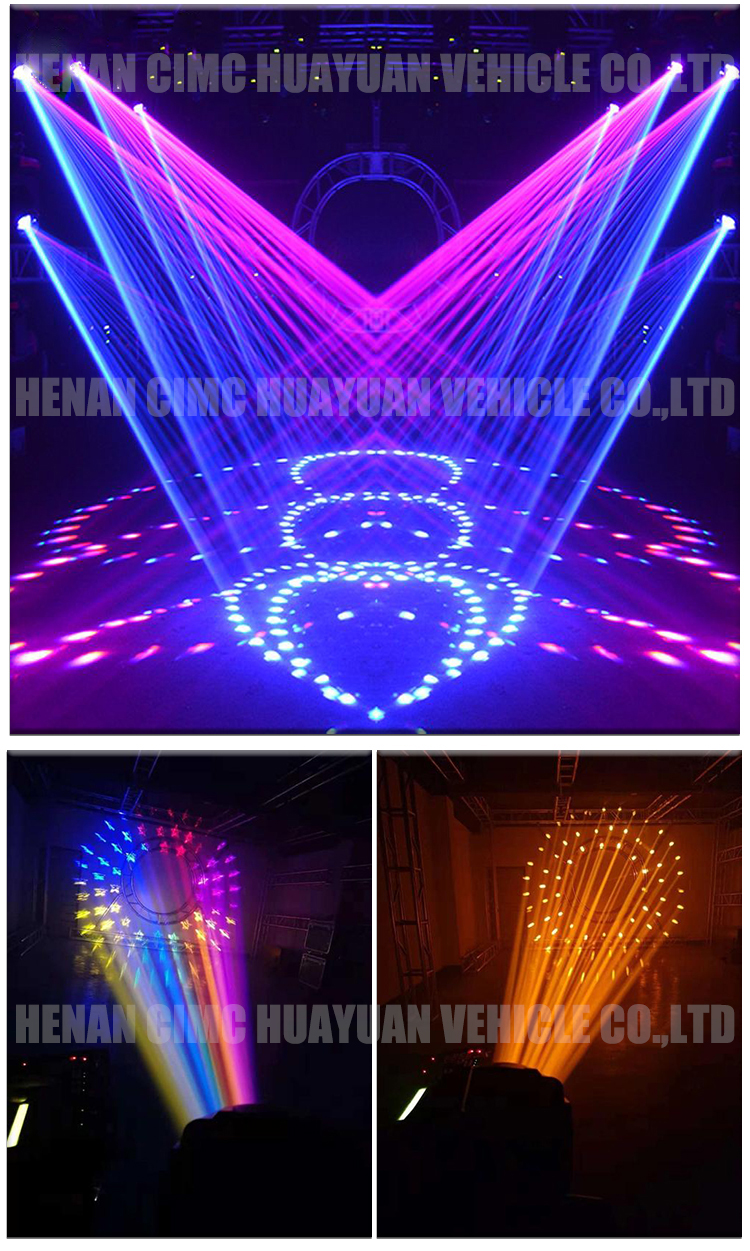 280W laser dj led equipment club party stage  beam lights