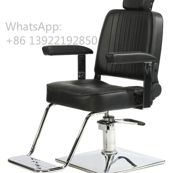 Salon styling rotating unique reclining hydraulic barber chair ZY-LC284