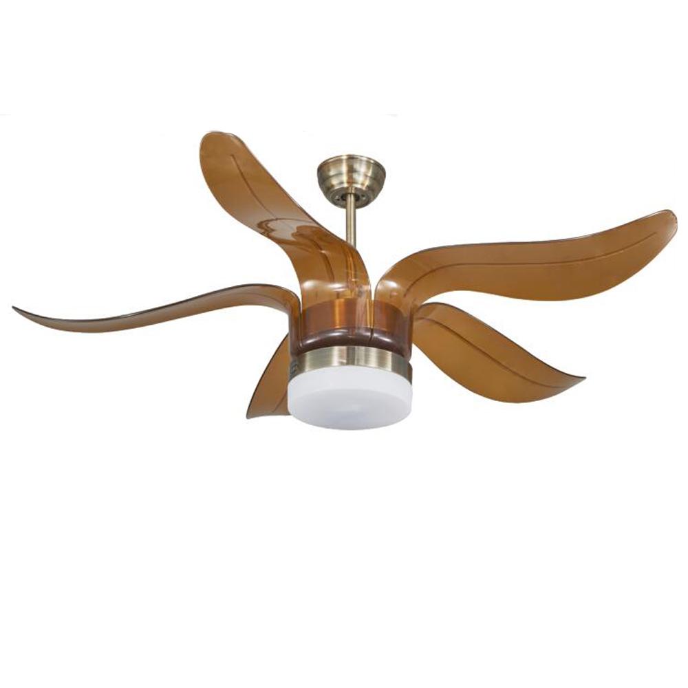 tropicalfan Vintage Metal ventilador de techo con mando a
