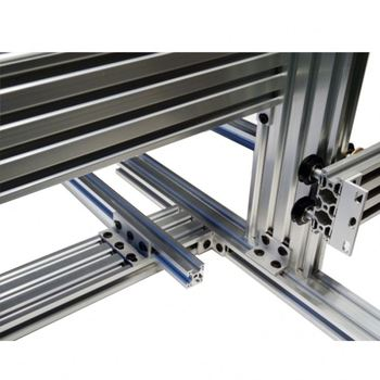 China Profile 2020 V Slot Extruded Aluminum