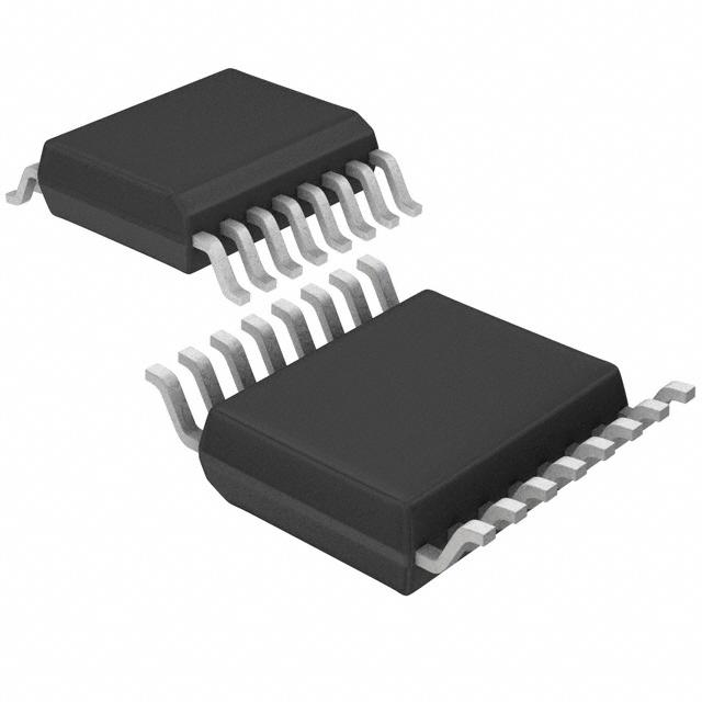IC ADC 16BIT 1.8V QUAD LP 16 TC3402VQRTR QSOP